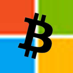 Microsoft uses bitcoin payments